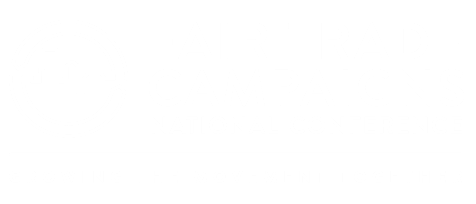 Fair Trade Campaigns 2018 National Conference